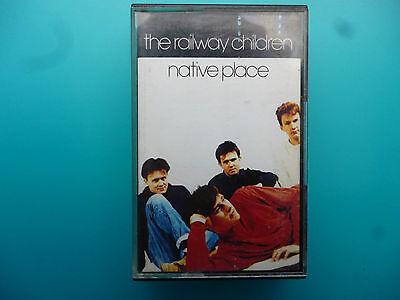 "THE RAILWAY CHILDREN "" NATIVE PLACE ""  CASSETTE"