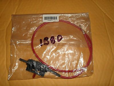 Motorola Hkn4051a Cable And Fuse Astro Spectra Mobile Radio