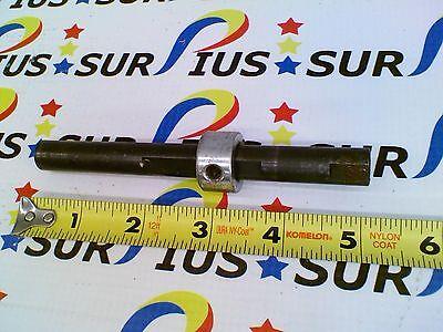 Usop Videojet Cheshire Tabber Labeler Worm Gear Shaft Pl016500