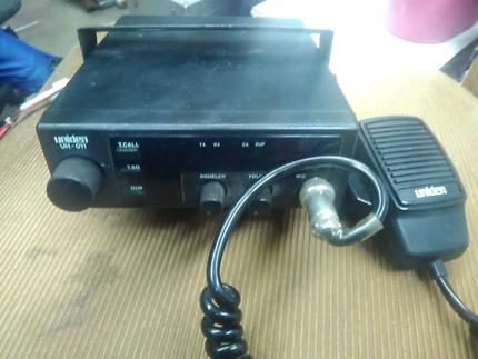 Uniden uh-011 radio