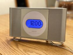Used Memorex Digital CD Alarm Clock Radio