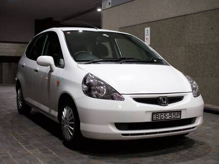 2003 Honda Jazz Hatchback Chatswood Willoughby Area Preview