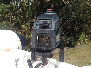 Outboard Motor Evinrude 2.3HP Mount Hutton Lake Macquarie Area Preview