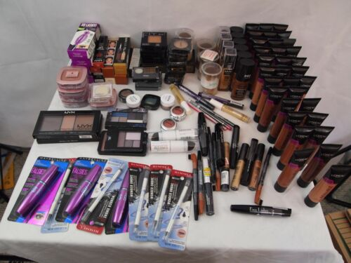 Wholesale Mixed Makeup Lot NYX Maybelline L