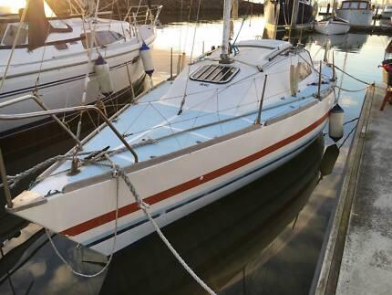 Seaway 25  yacht