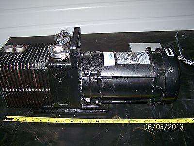 Franklin Electric Franklin Electrofluid 12 Hp Vacuum Pump
