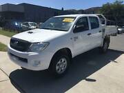2009 Toyota Hilux SR - Turbo Diesel- 4X4 - DAUL CAB- GOOD TRUCK Labrador Gold Coast City Preview