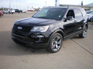 2018 Ford Explorer Sport Sport with Ecoboost