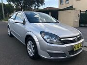2005 Holden Astra AH CD Coupe Manual low Kms 8months rego Liverpool Liverpool Area Preview