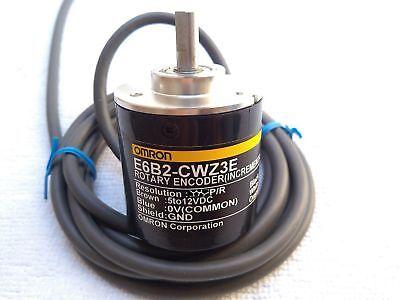 Omron Incremental Rotary Encoder 10pr To 3600pr E6b2-cwz3e Npn Volt Output