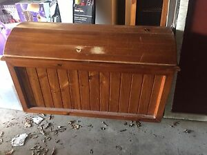 Large timber box Palm Beach Gold Coast South Preview