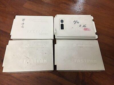 Lot Of 4 Physio-control Lifepak 12 Battery 11141-000044 11141-000106
