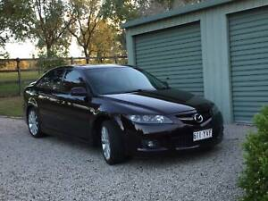 2005 Mazda 6 Luxury Sports Hatchback - Series II -2.3L- 5Spd Auto