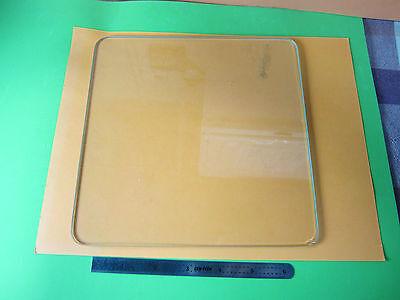 Leitz Ergolux Germany Microscope Part Glass Stage 8x8 As Is Optics Bind3-32