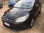 2013 Ford Focus trend Automatic hatch books Springwood Logan Area Preview