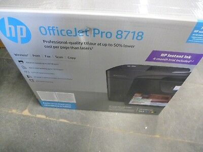 imprimante HP office jet pro 8718 ( occasion )