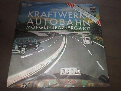 "KRAFTWERK - AUTOBAHN - 7"" VINYL SINGLE"