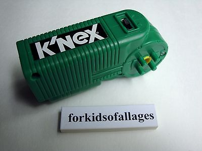 KNEX GREEN MOTOR Battery Powered Forward Reverse Replacement Part / Piece