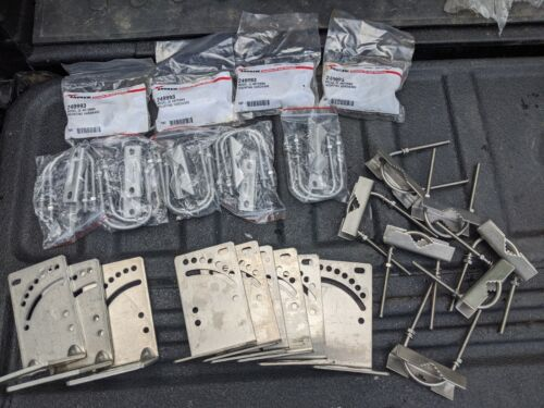 LARGE LOT OF Antenna Mounting Hardware (including 4 Andrew 249993)