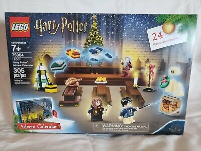 2 Available - SEALED LEGO 75964 Harry Potter Advent Calendar 2019 FREE SHIPPING