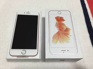 Brand new iPhone 6S  64GB  ROSE GOLD Belmore Canterbury Area Preview