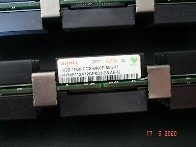 Hynix Mac Pro 2Gb (2x1Gb) DDR2 800Mhz FB-DIMM PC-6400 DRAM - Fully Buffered