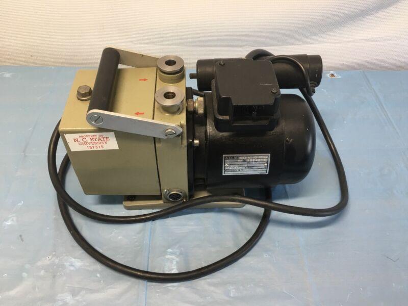 Pfeiffer Blazers DUO 1.5A Dual Stage Rotary Vane Vacuum Pump