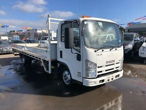 2012 Isuzu NLR 200 Diesel Auto With Rego and Rwc and Stampduty Ravenhall Melton Area Preview