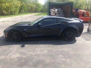2019 Corvette Z06 Coup