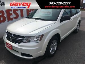 2017 Dodge Journey CVP/SE LIKE NEW CONDITION!