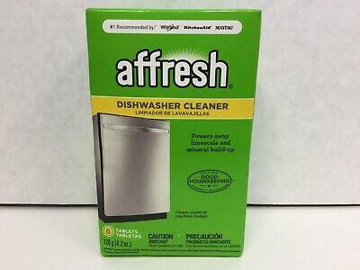 Affresh Dishwasher Cleaner 6 Tablets in Carton Original Version