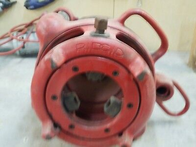 Ridgid 141 Pipe Threader Die Head 2-12 To 4