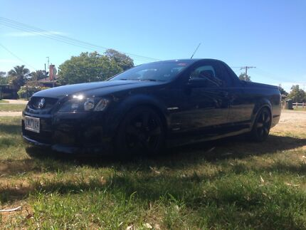 2010 Holden Ve ute sv6 Shepparton 3630 Shepparton City Preview