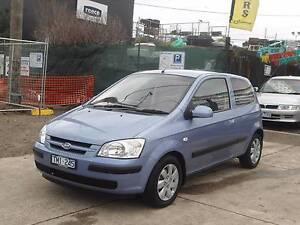 2005 Hyundai Getz Footscray Maribyrnong Area Preview