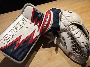 Gants Gardien de but Hockey Vaughn Goalie