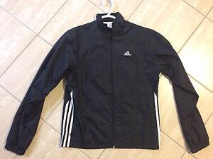 Women's adidas windbreaker jacket