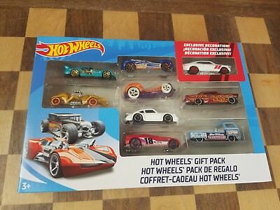 Hot Wheels 9 Car Best Collection Gift Pack  exclusive pack de