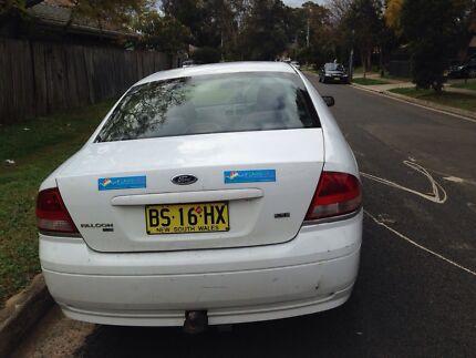 Ford falcon 2006--- 1200$ negotiable Pendle Hill Parramatta Area Preview