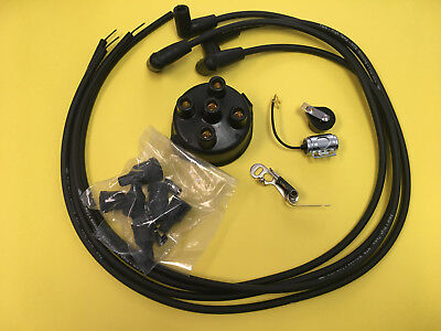 Minneapolis Moline Tractor Complete Ignition Tune Up Kit Bf Za Zb Zt R Rt U Ut