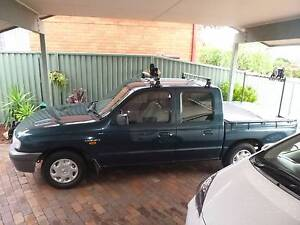 2002 Mazda B2600 Ute Gymea Bay Sutherland Area Preview