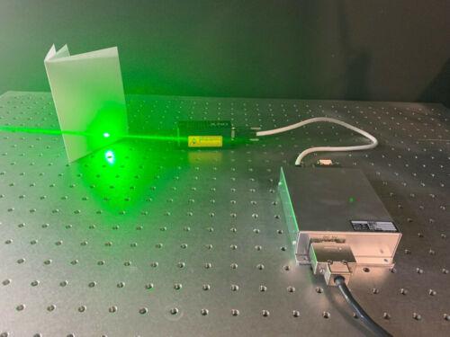Showa Optronics 'Juno' 561-20 561nm Yellow Laser System 20mW SLM