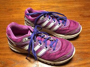 ADIDAS Girls Running Shoes - Size 2 Youth