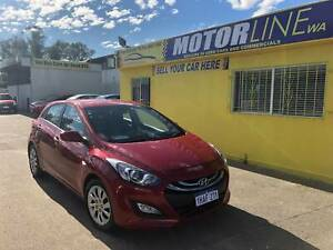 2015 Hyundai i30 ACTIVE Automatic Hatchback $13,999 Kenwick Gosnells Area Preview