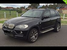 Bmw x5 2007 (7 seater) Meadow Heights Hume Area Preview