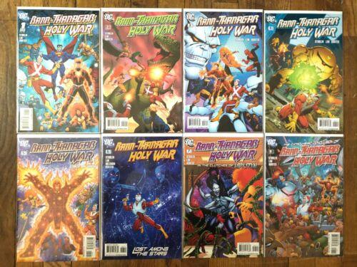 Rann-Thanagar Holy War. Complete Series.