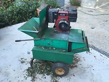 Garden mulcher 8hp Briggs stratton North Narrabeen Pittwater Area Preview