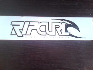 Massive rip curl car stickers Portarlington Outer Geelong Preview