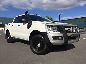 2012 Ford Ranger Ute Best value turbo diesel 4x4 around Arundel Gold Coast City Preview