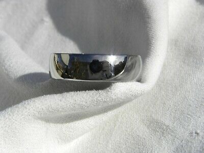 Low Dome Band (Low Dome Profile Titanium Band, Wedding Ring, Mens or Ladies Ring, Made To Order )