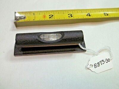 Level Starrett No. 130 Machinist Pocket Level 3-38 Long Usa